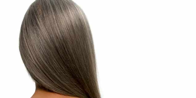 Causes of grey hair