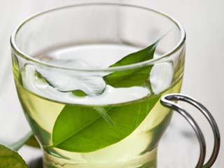 Lose weight fast and safely with green tea