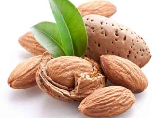 Eat almonds to lower your cholesterol