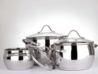 Health hazards of aluminium cookware