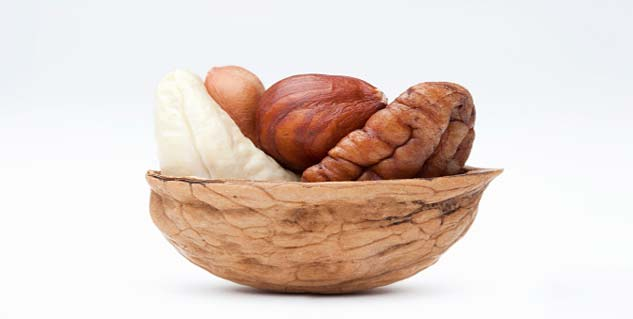 nuts for balancing hormones