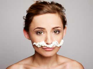 Home remedies to get rid of facial hair growth