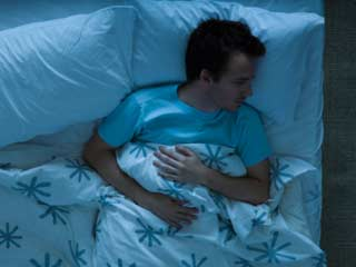 Top 5 causes of insomnia in men
