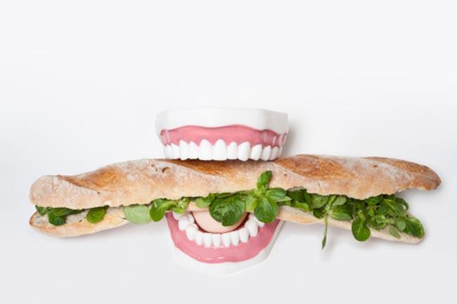 अपने खाने को ध्यान पूर्वक चुने