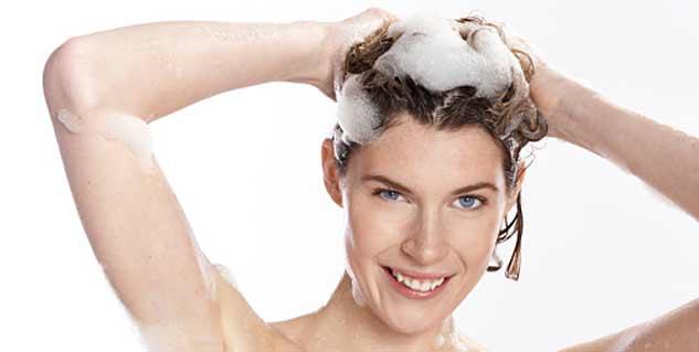 Shampoo sans sulphate