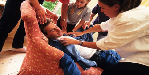 fainting in hindi