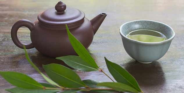 Green Tea in Hindi