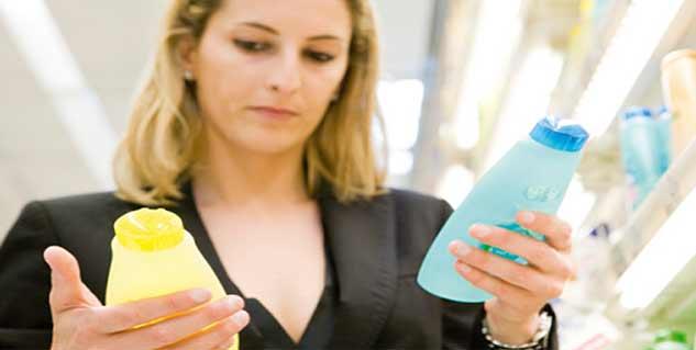 Suphate free shampoo