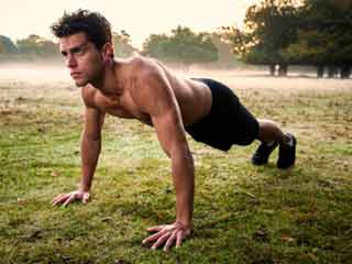 Best weight gain exercises for men that can be done at home