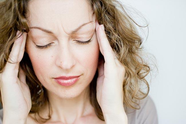 सिरदर्द के काऱण