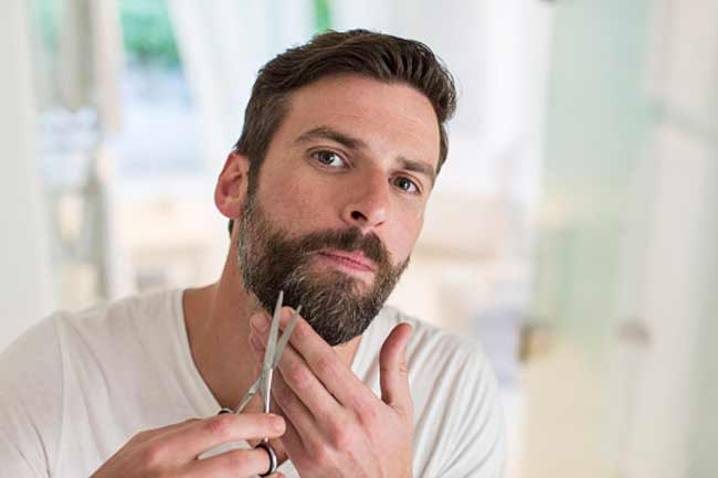 Manage Your Facial Fuzz