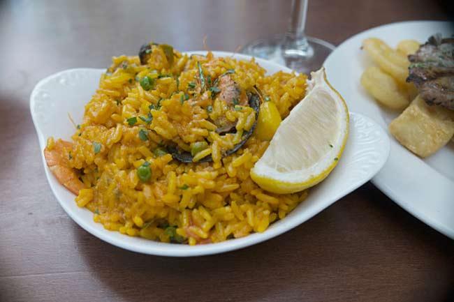 स्पेनिश चावल