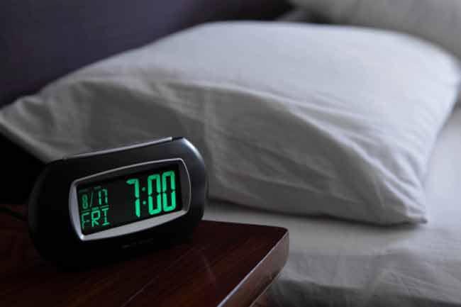 Wakeup before Sunrise