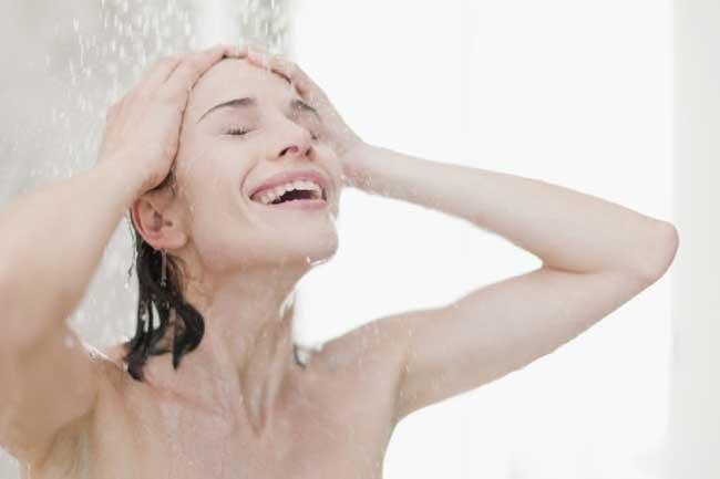 Take Shower