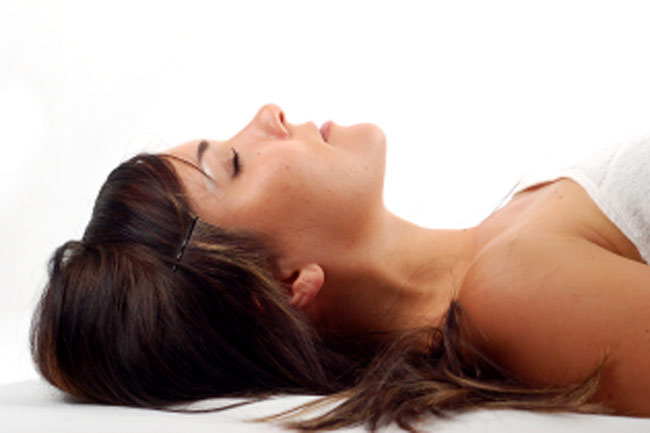 Step-by-step Guide to performing Yoga Nidra- Step 1