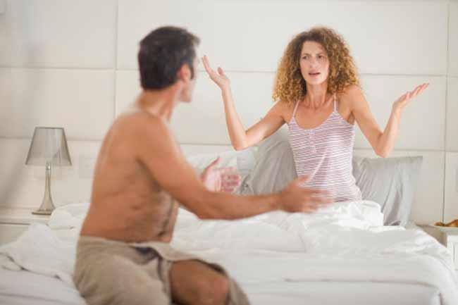Threatening to Break Up