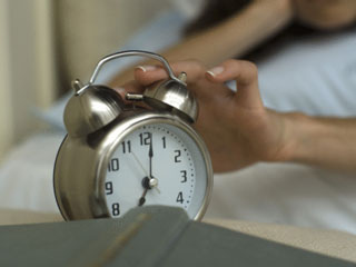 Losing just an hour of sleep has been associated with weight gain
