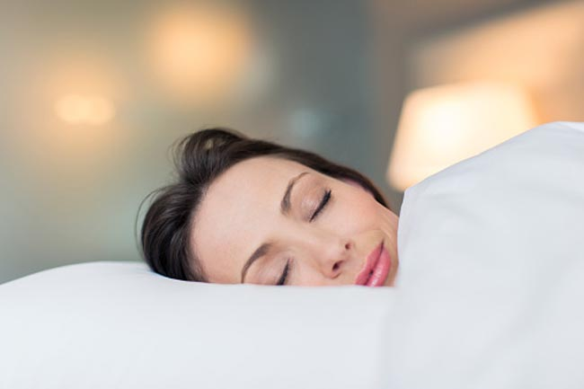 भरपूर नींद ले