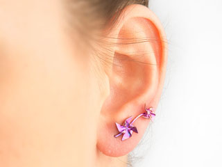 How to Care for a Newly Pierced Ear