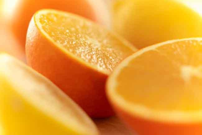 संतरा और नींबू