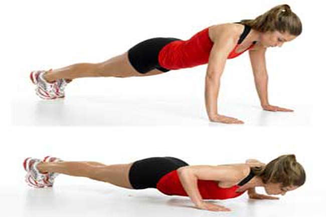 Best Upper Body Exercise: Push-ups