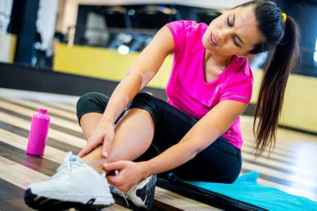 Why We Feel Pain After Exercise