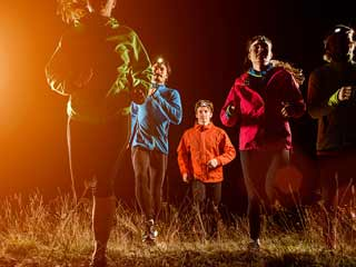 7 Reasons to exercise at night