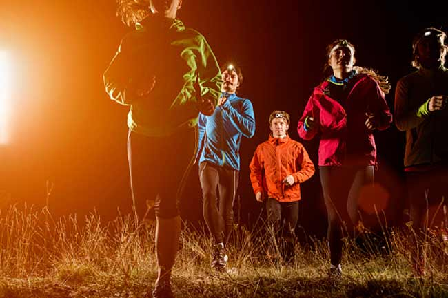 The Society of Evening Exercisers