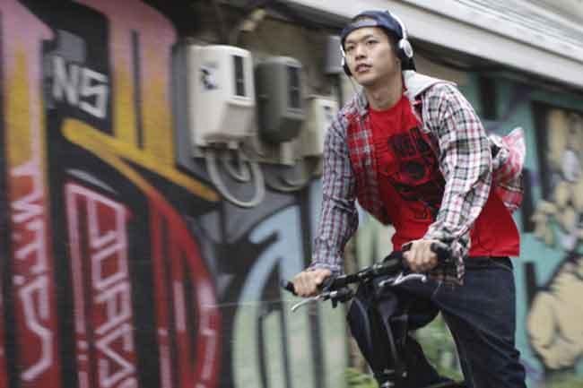 बहुत साइकिल चलाना
