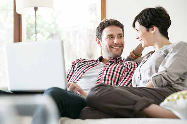 Your Partner has Details of your Networking Profiles