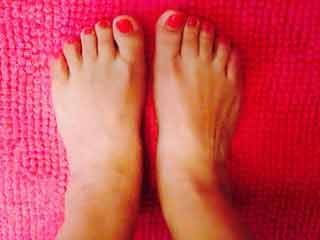 What do your toes reveal about you