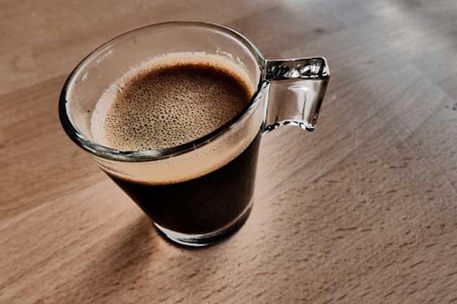 ब्लैक कॉफी