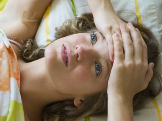 Insomnia Lowers Pain Tolerance