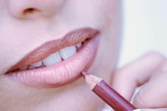 Wrong Lip Liner