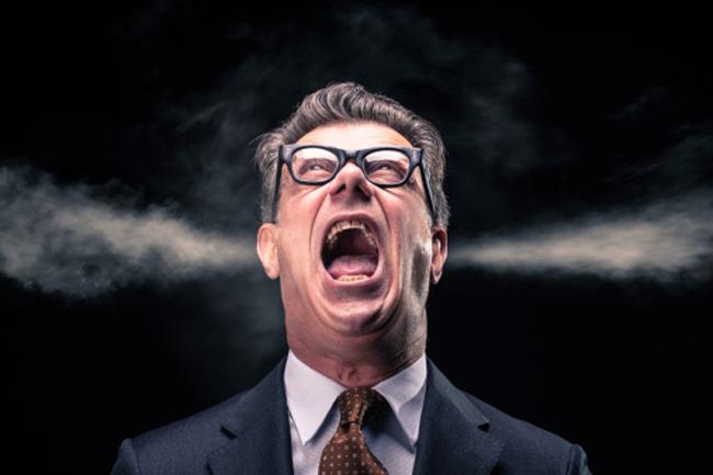 क्रोध परम शत्रु है