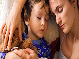 बच्चों की नींद संबंधी विकार उनके मानसिक स्वास्थ्य को प्रभावित कर सकता है