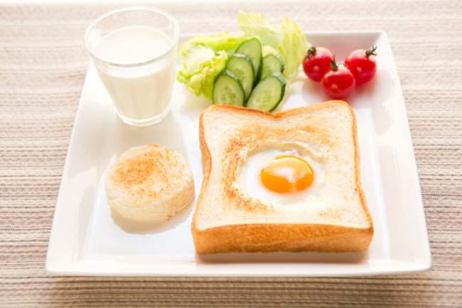 Get a Healthy Breakfast