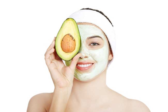 Milk + Avocado = Youthful Skin