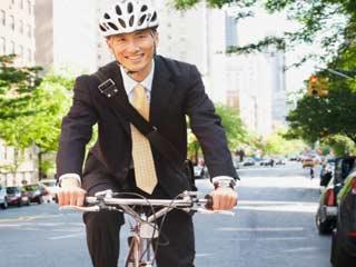वजन कम करना है तो ऑफिस साइकिल से या पैदल जायें