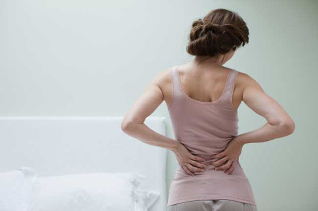 Back Pain with Tingling Toes