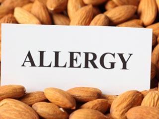 खाने से होने वाली एलर्जी के कारण