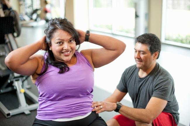 मोटापे से बचाव
