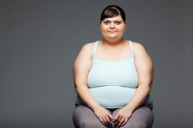 खतरनाक है मोटापा