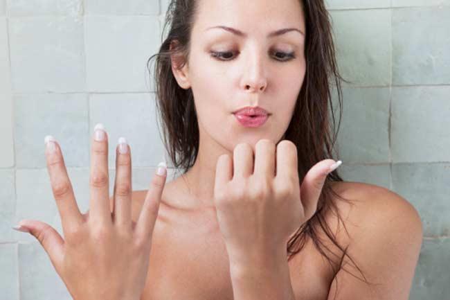 A Peek into Your Health Through Your Fingertips
