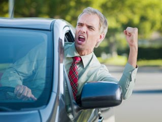 8 Tips to Keep your Cool during Road Rage
