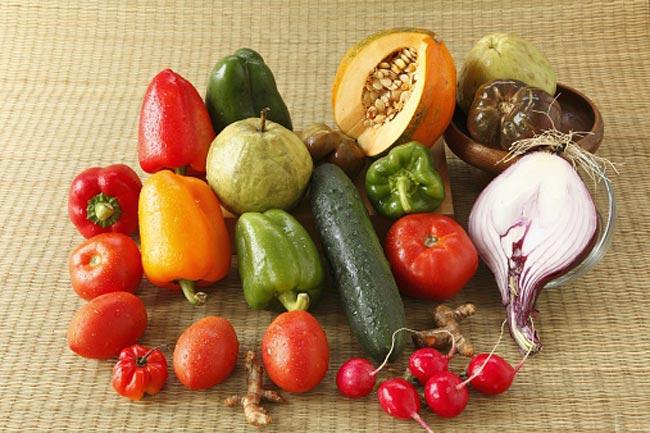 मुलायम सब्जियां