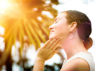Sun exposure damages the skin: How to reverse it