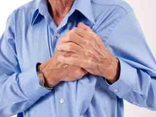 क्या हैं हृदयघात के लक्षण