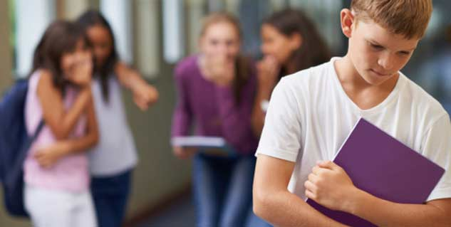 Preventing your child from school bullying