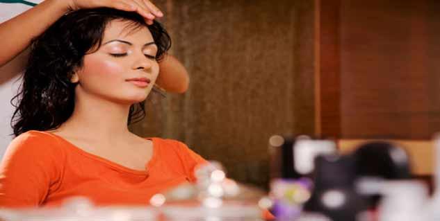 oil massage in hindi